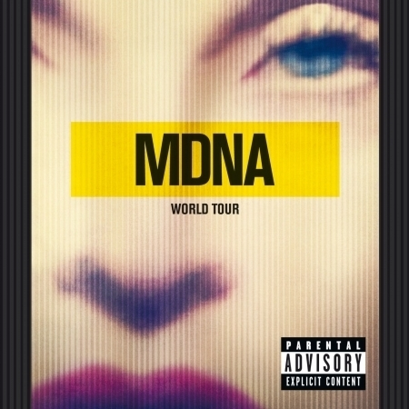 MDNA World Tour 專輯封面