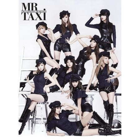 MR. TAXI - THE 3RD ALBUM 專輯封面