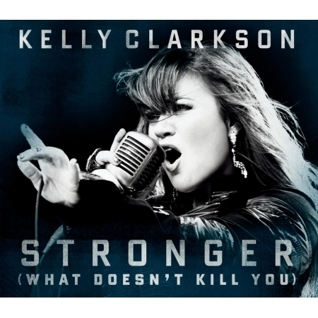Stronger (What Doesn't Kill You) 專輯封面
