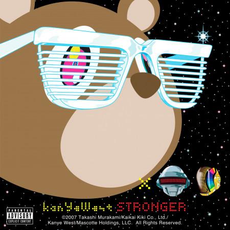 Stronger (Int'l 2 trk) 專輯封面