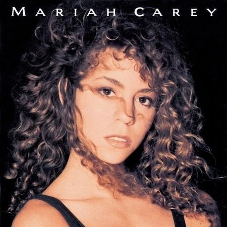 Mariah Carey 專輯封面