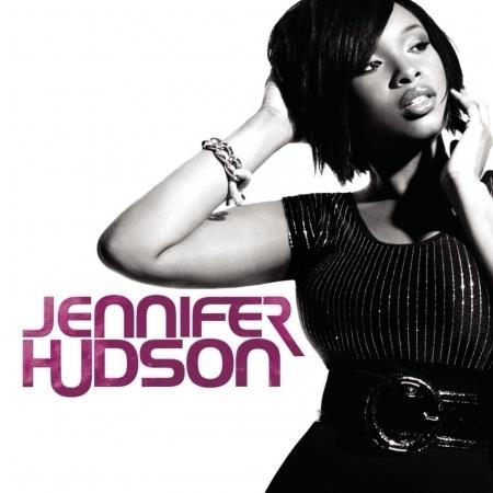 Jennifer Hudson 首張同名專輯 專輯封面