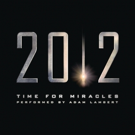 """Time For Miracles (From the Motion Picture \""""2012\"""") 專輯封面"""