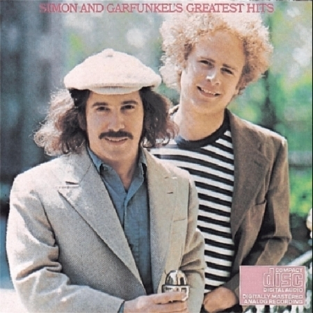 Simon And Garfunkel's Greatest Hits 專輯封面