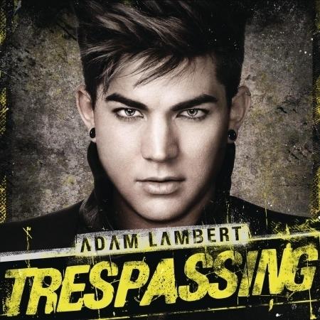 Trespassing (Deluxe Version) 華麗入侵 專輯封面