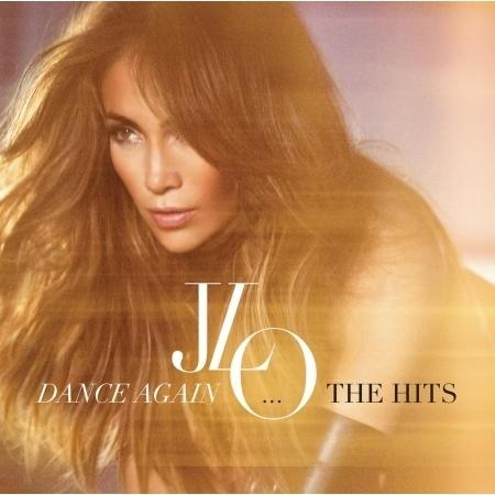 Dance Again...The Hits 專輯封面