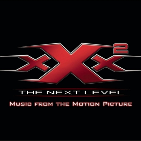 XXX2: The Next Level Music From The Motion Picture 專輯封面