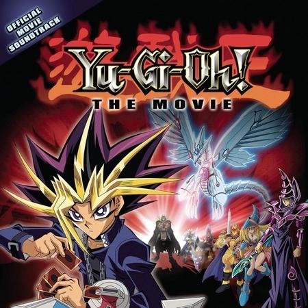 Yu-Gi-Oh! 專輯封面