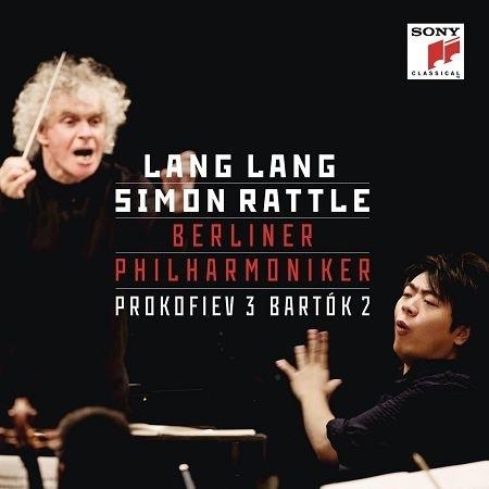 Prokofiev: Piano Concerto No. 3 - Bartók: Piano Concerto No. 2 專輯封面