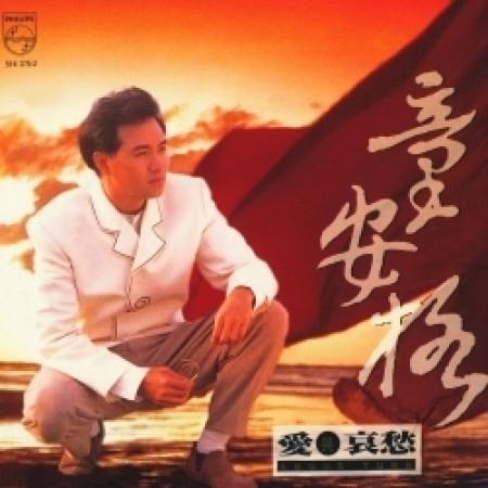 愛與哀愁 專輯封面