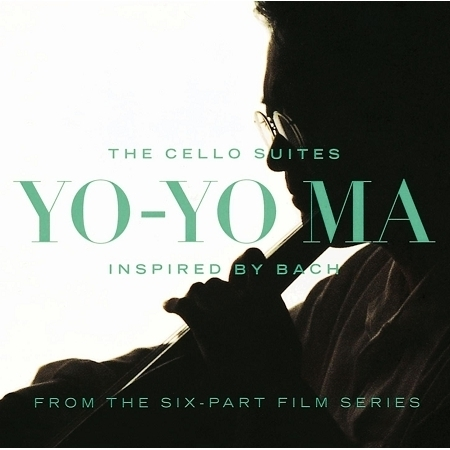 Inspired By Bach: The Cello Suites (Remastered) 專輯封面