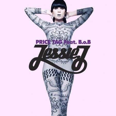 Price Tag (feat. B.o.B) EP 專輯封面