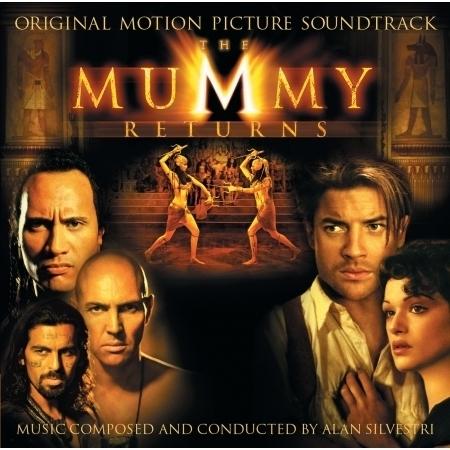 The Mummy Returns (Original Motion Picture Soundtrack) 專輯封面