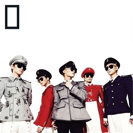 第五張迷你專輯「Everybody」 專輯封面