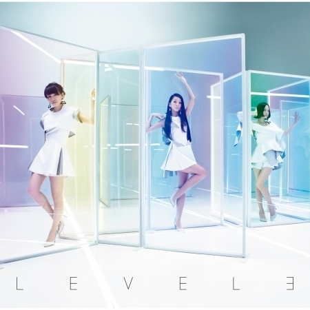 LEVEL3 專輯封面