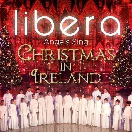 Angels Sing - Christmas in Ireland 跨界美聲:聖誕禮讚 專輯封面