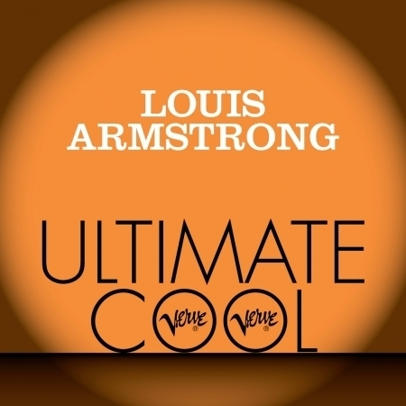 Louis Armstrong: Verve Ultimate Cool 專輯封面