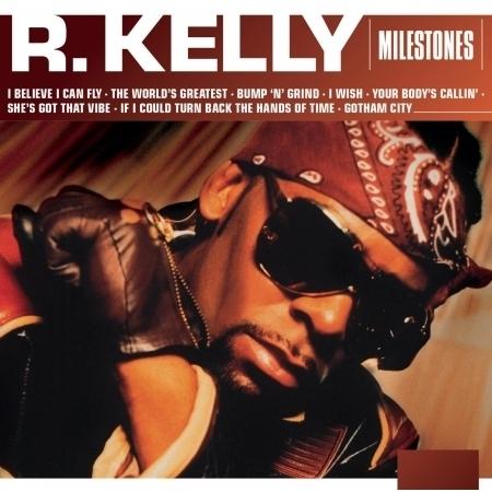 Milestones - R. Kelly 專輯封面