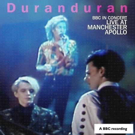 BBC In Concert: Manchester Apollo, 25th April 1989 專輯封面