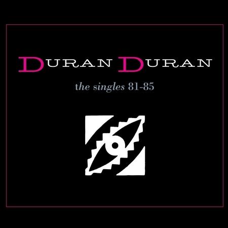 The Singles 81-85 專輯封面