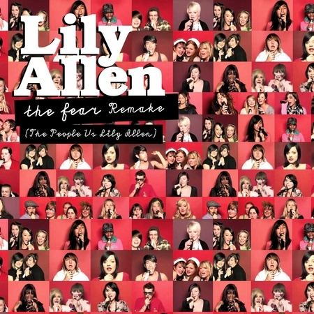 The Fear (The People vs Lily Allen) Remake 專輯封面