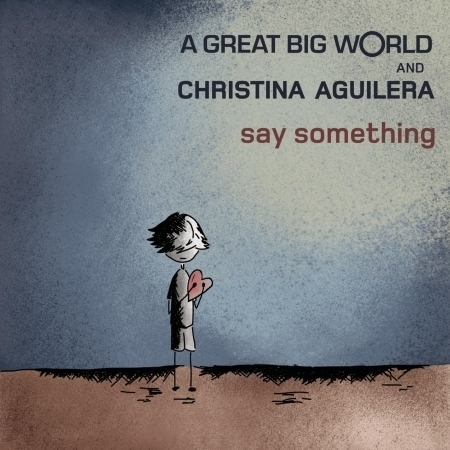 Say Something (feat. Christina Aguilera) 專輯封面