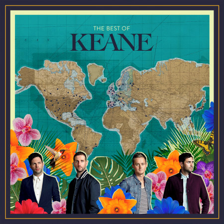 The Best Of Keane (Deluxe Edition) 專輯封面