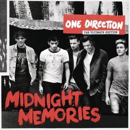 Midnight Memories (Deluxe) 專輯封面