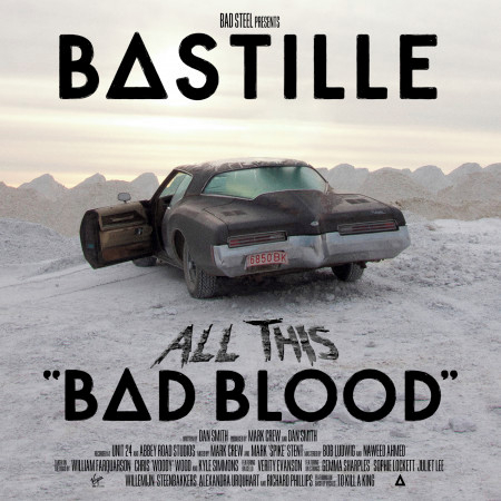 All This Bad Blood 專輯封面