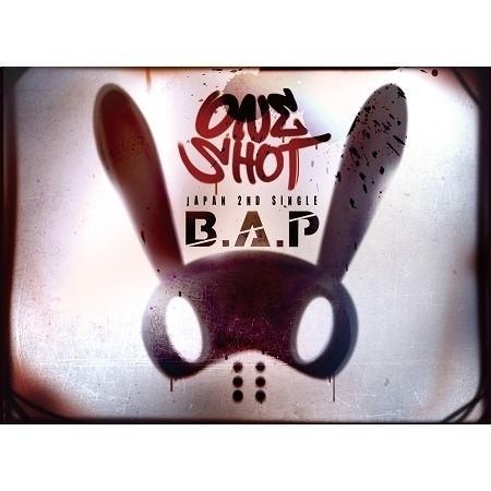 ONE SHOT 專輯封面