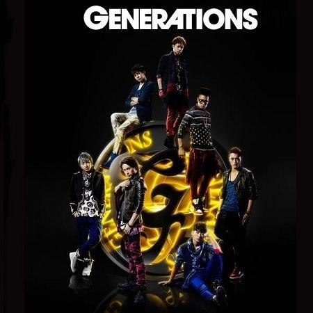 首張同名專輯 放浪新世代 專輯封面