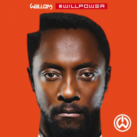 #willpower 專輯封面