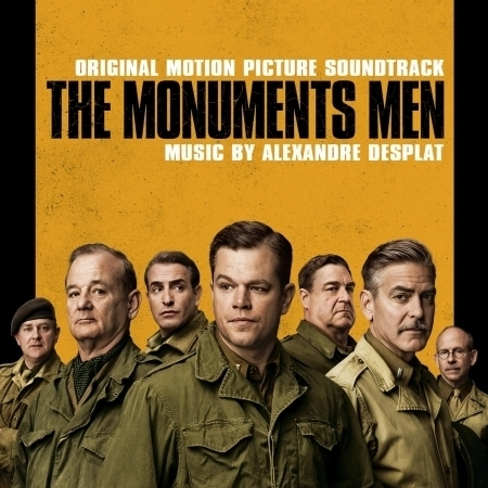 Monuments Men 專輯封面
