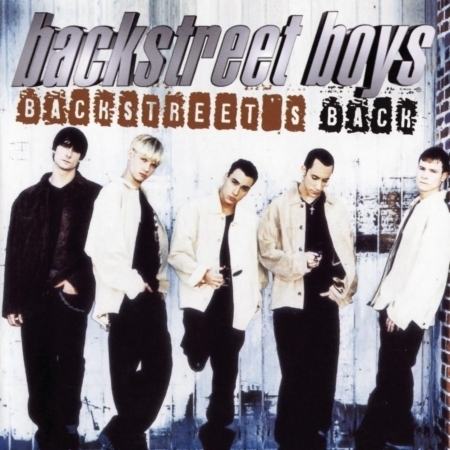 Backstreet's Back 專輯封面