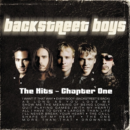 The Hits - Chapter One 專輯封面