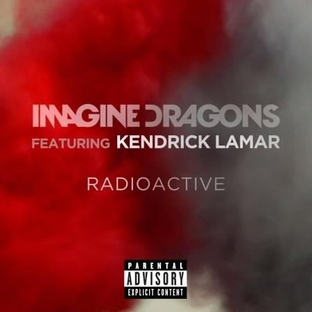 Radioactive (feat. Kendrick Lamar) - Explicit 專輯封面