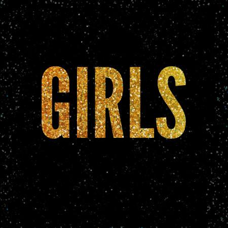Girls 搶先聽 專輯封面