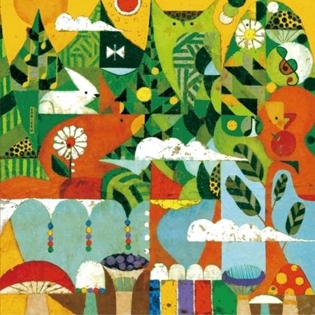 吉卜力的美麗回憶 專輯封面