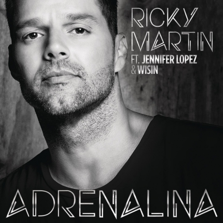 Adrenalina (feat. Jennifer Lopez & Wisin) 搶先聽 專輯封面