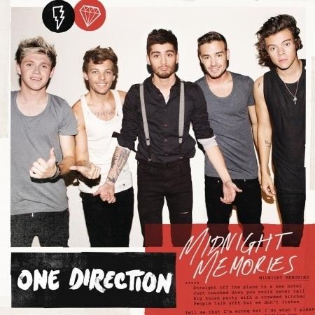 Midnight Memories - EP 專輯封面