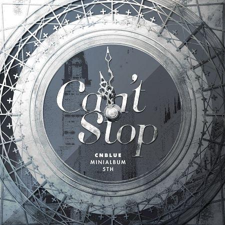 CNBLUE 韓語迷你5輯Can't Stop 專輯封面