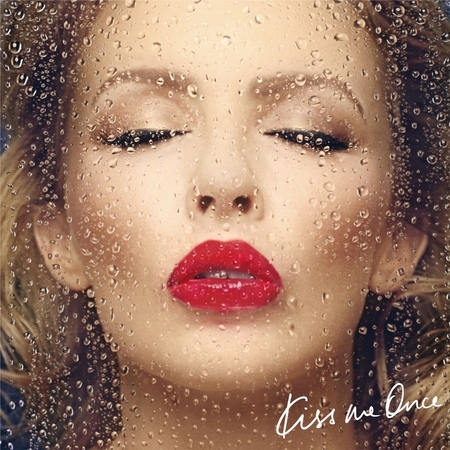 Kiss Me Once 專輯封面