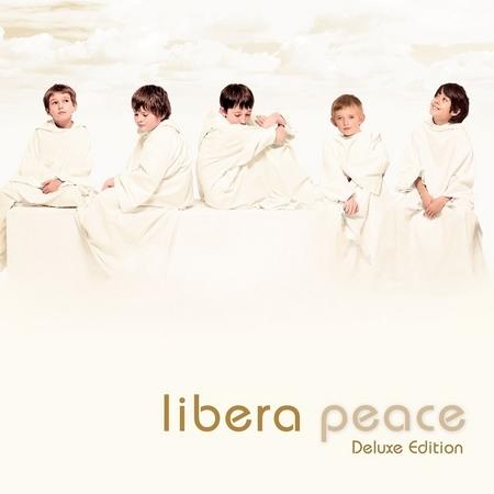 Peace (Luxury Edition) 寧靜天籟 專輯封面