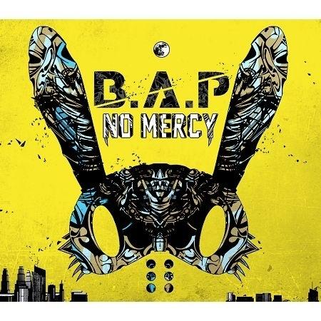 NO MERCY〈Type-A〉 專輯封面