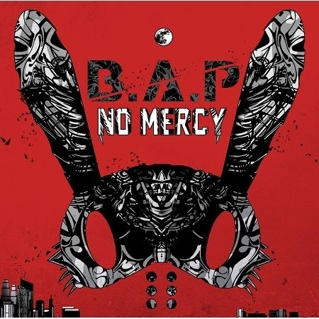 NO MERCY〈Type-B〉 專輯封面