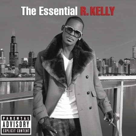 The Essential R. Kelly (Explicit) 專輯封面