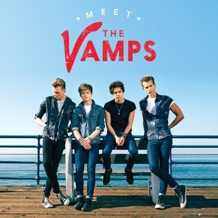 Meet The Vamps 專輯封面