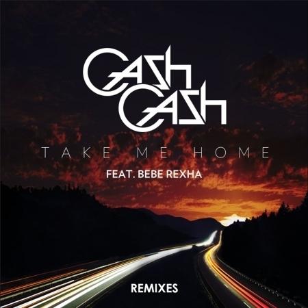 Take Me Home Remixes 專輯封面