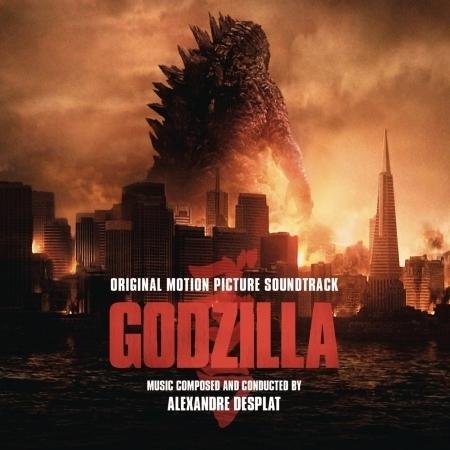 Godzilla (Original Motion Picture Soundtrack) 專輯封面