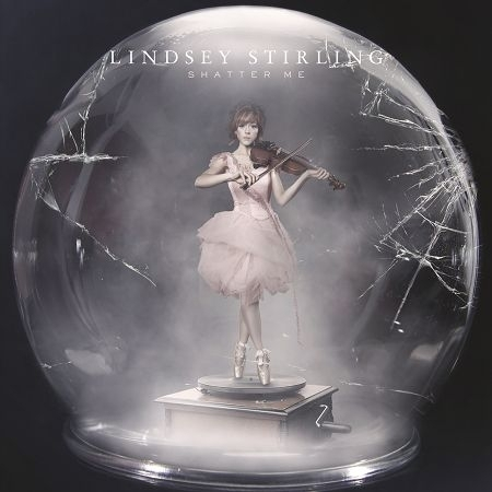 Shatter Me (Deluxe) 專輯封面